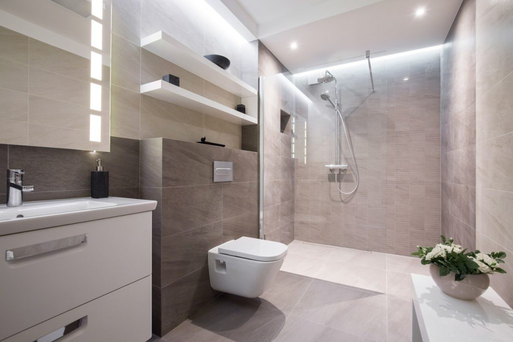 Réalisation de votre salle de bains