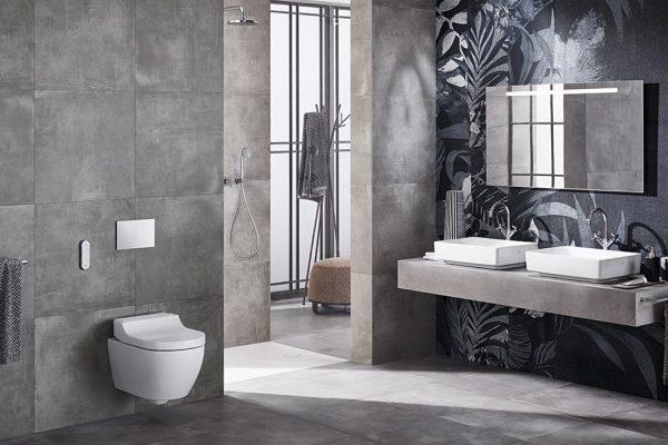WC-douche Geberit AquaClean